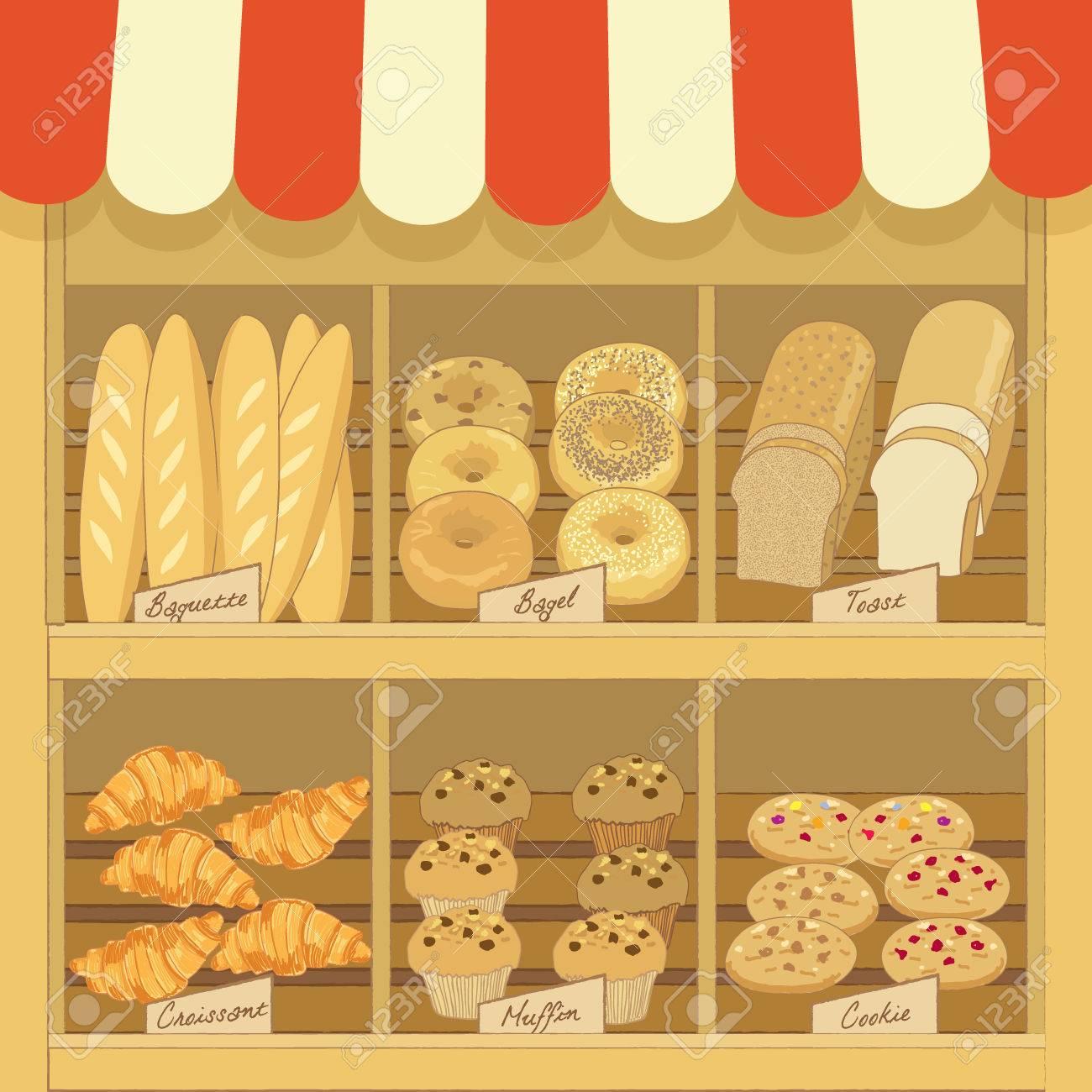 Recrutement Pour Employés Commerciaux Rayon Boulangerie h/f