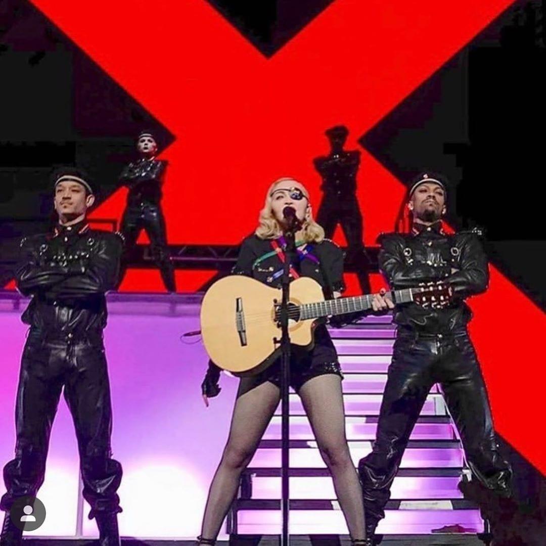 À 61ans, Madonna sort avec un jeune de 25 ans