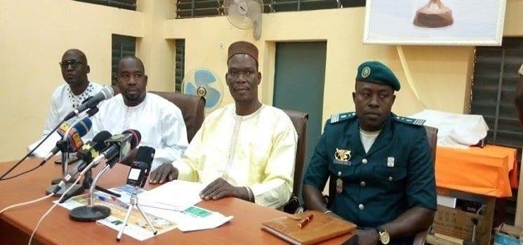 Un ancien maire,  arrêté avec deux complices pour une affaire de 4 milliards F CFA