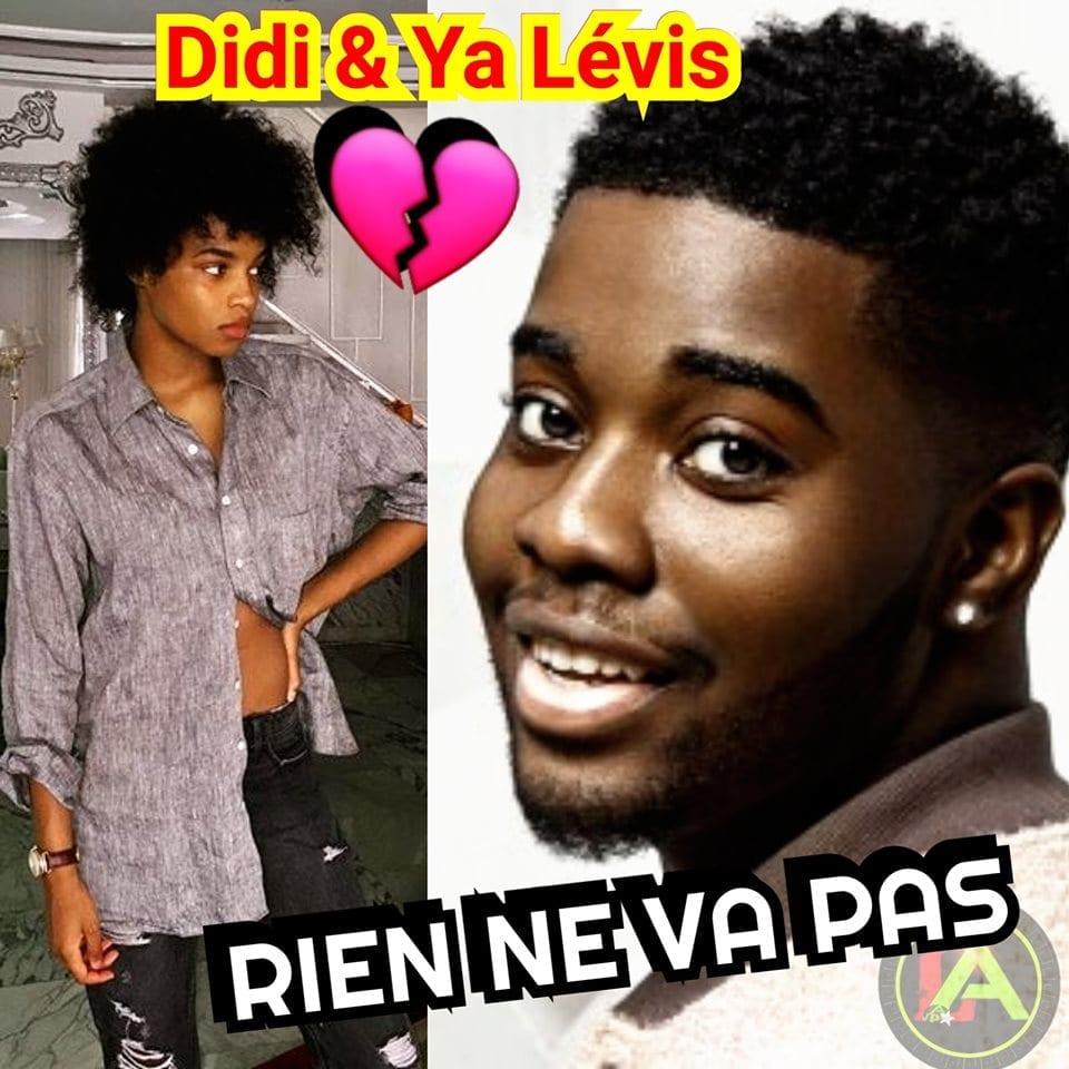 Ya Lévis/Didi Stone en couple , sextape