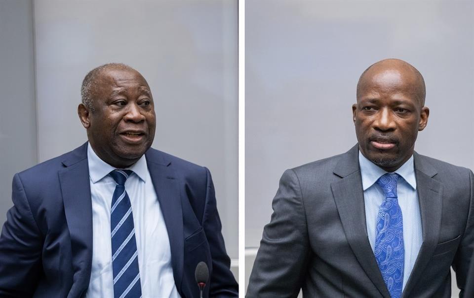 Après leur acquittement, Laurent Gbagbo et Blé Goudé veulent rentrer en Côte d'Ivoire