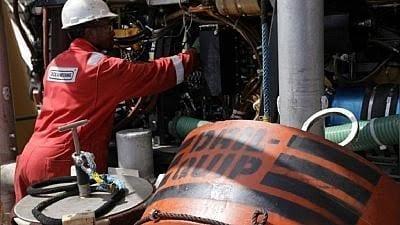 Ghana: découverte de 1,5 milliards de barils de pétrole