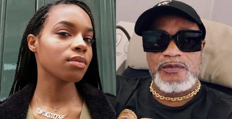 Affaire de Sextape: Didi Stone la fille de Koffi Olomidé brise enfin le silence