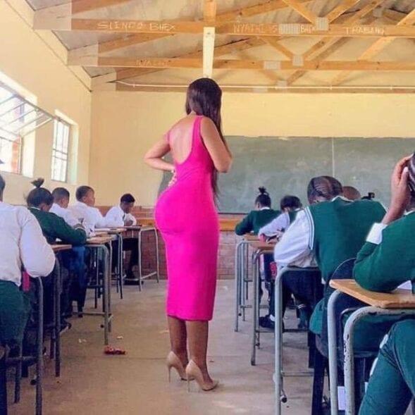 Afrique du Sud : Une enseignante mariée a couché avec 5 de ses élèves
