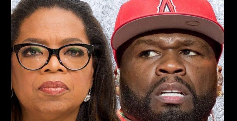 Agression sexuelle: 50 cent s'en prend à Oprah Winfrey pour son parti pris