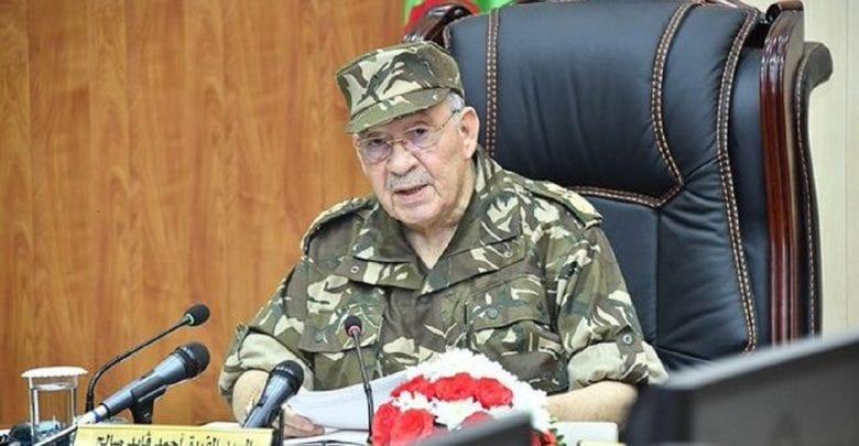 Algérie: le puissant chef militaire Ahmed Gaid Salah est mort