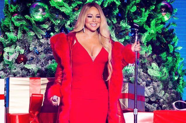 """""""All I Want for Christmas Is You"""" de Mariah Carey est enfin numéro un des charts"""