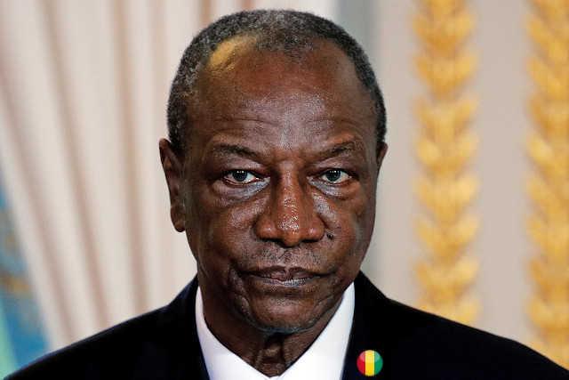 Alpha condé défié par un vice-président de l'Assemblée nationale