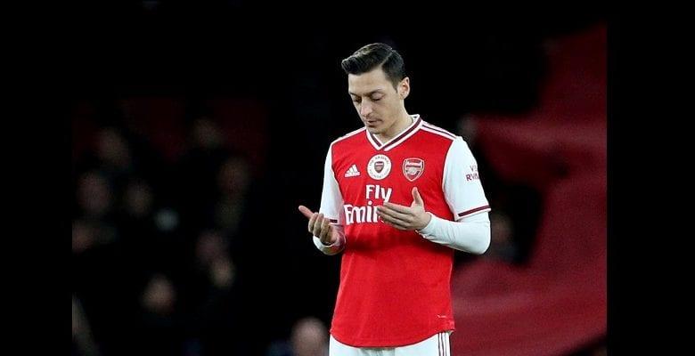 Arsenal : nouvelle sanction pour Ozil après ses propos sur le mauvais traitement des Musulmans en Chine