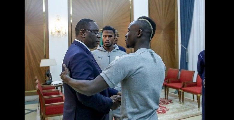 Ballon d'Or : le message fort du président Macky Sall à Sadio Mané