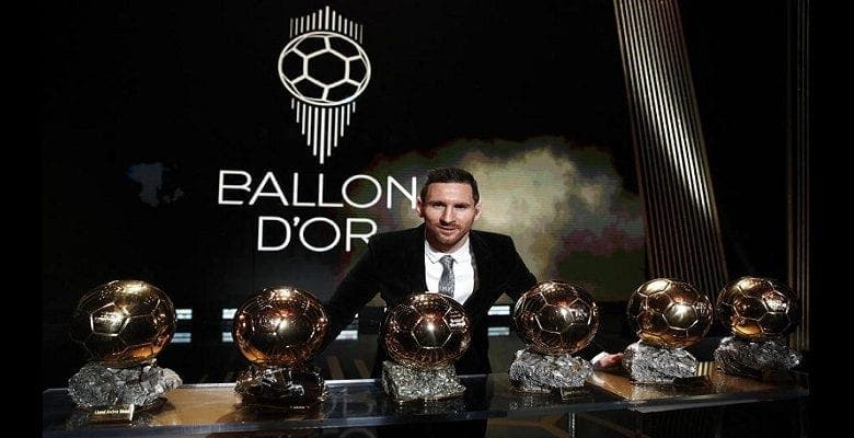 Ballon d'Or : Messi insulté par des fans en colère qui crient le nom de Sadio Mané (vidéo)
