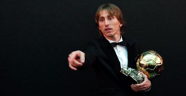 Ballon d'or: mécontent, Luka Modric s'en prend à Ronaldo pour son absence