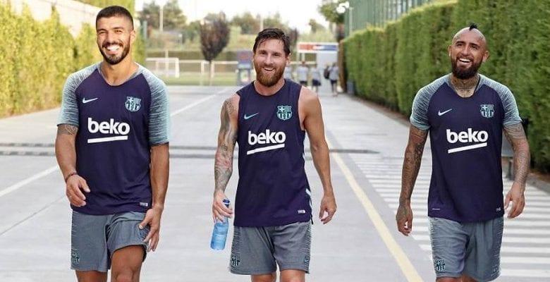 Barça: informé qu'il ne débutera pas le clasico, ce joueur quitte la séance d'entraînement en colère