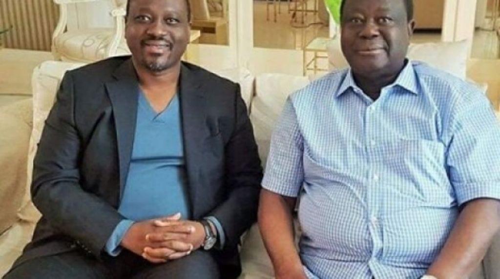 Côte d'Ivoire : Soro, Bédié et N'guessan s'unissent contre Alassane Ouattara