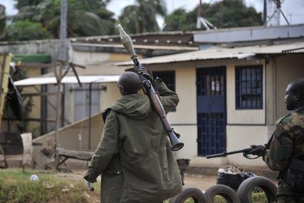 Côte d'ivoire : 24 décembre 2019, attaque armée à Duékoué