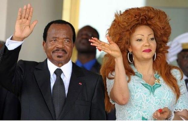Au Cameroun Paul Biya et sa femme sont en danger