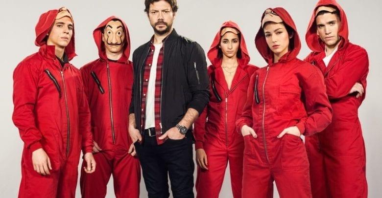 Casa de Papel : ce qui se prépare après la saison 4