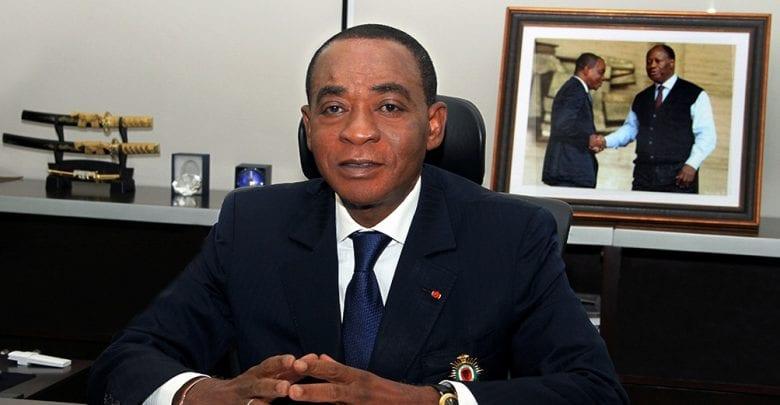 Décès du ministre Charles Koffi Diby : Guillaume Soro, A'Salfo et plusieurs acteurs politiques lui rendent hommage