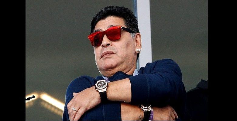 Diego Maradona révèle comment il a perdu sa virginité à l'âge de 13 ans