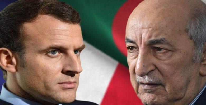 Diplomatie: déjà la tension entre le nouveau président algérien et Macron