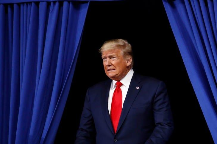 USA : Donald Trump mis en accusation pour abus de pouvoir