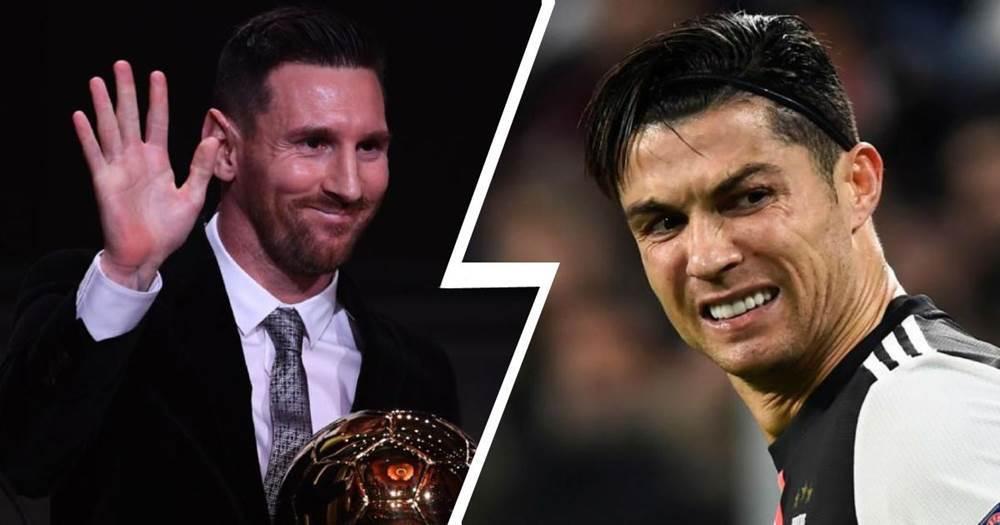 Effet Messi: Le résultat du Ballon d'Or a fait regretter à Ronaldo d'avoir quitté Madrid