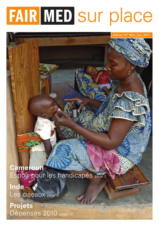Avis De Recrutement Pour 12 Postes Chez FAIRMED Cameroun