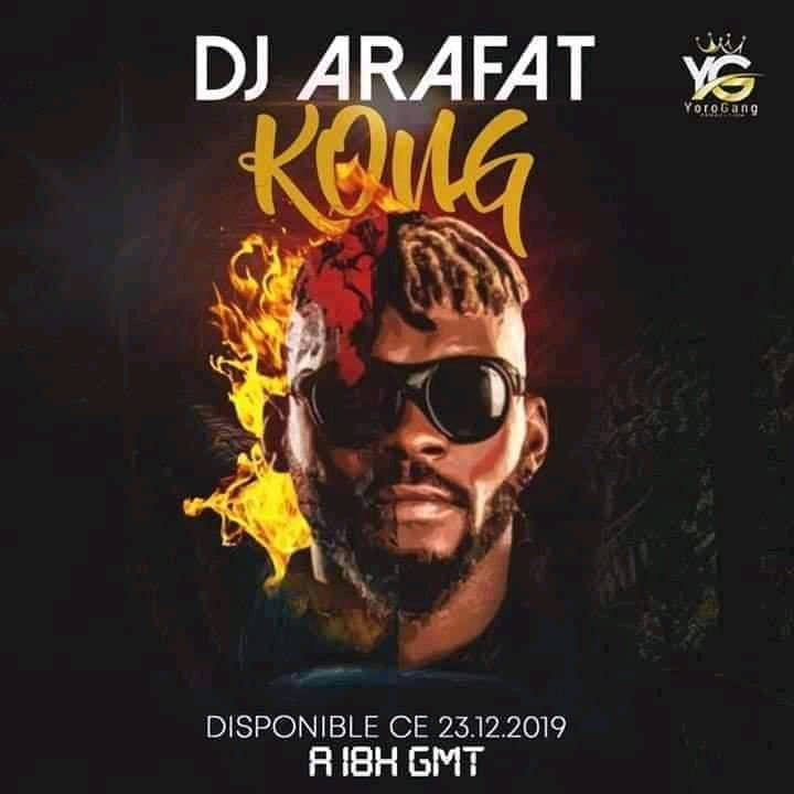 «Kong» de Dj Arafat supprimé de YouTube, les raisons