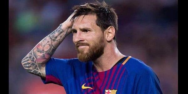 FC Barcelone: Lionel Messi furieux contre un coéquipier