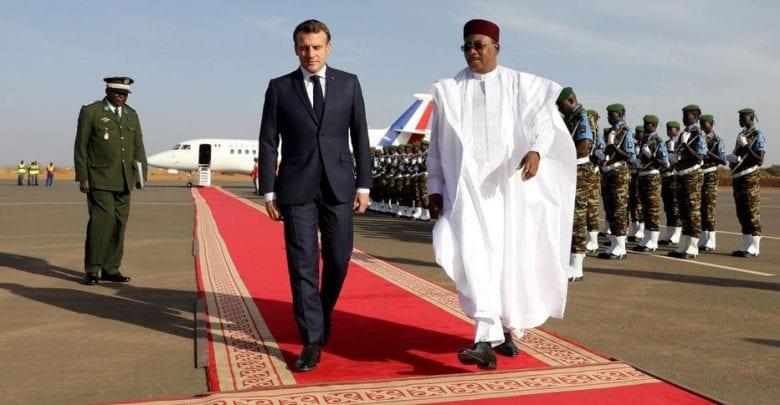 Face au sentiment anti-français, Macron a un message pour les présidents africains