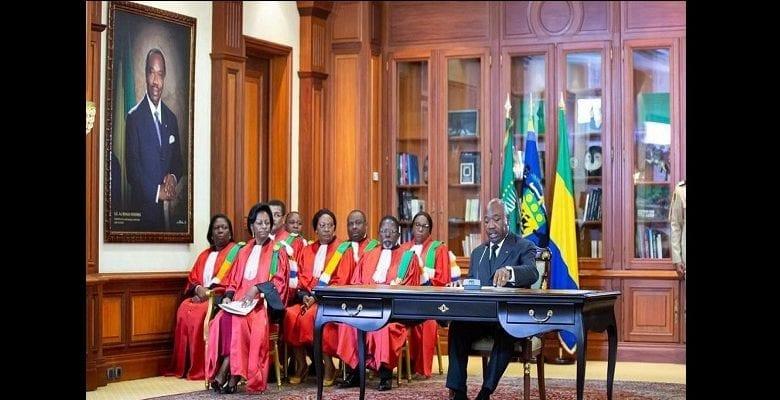 Gabon : Ali Bongo tenterait-il de positionner son fils aîné comme successeur? (photo)