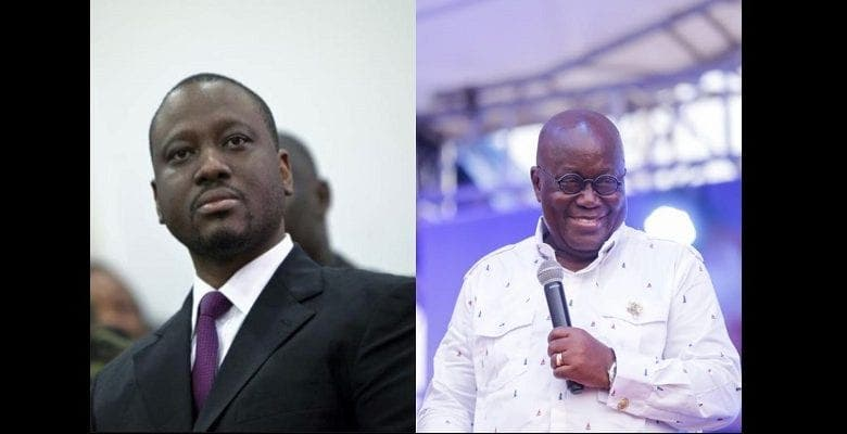 Ghana: Guillaume Soro répond au président Akuffo Addo qui a refusé de lui accorder l'asile