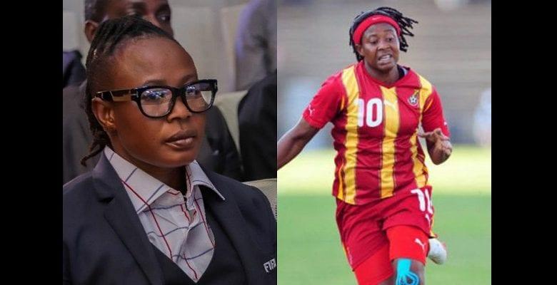 Ghana: l'ancienne capitaine de l'équipe nationale féminine révèle avoir eu son premier rapport sexuel à 32 ans (vidéo)