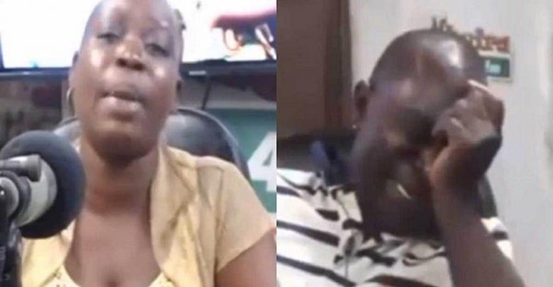 Ghana: un homme pleure à la radio alors que sa femme révèle comment elle l'a trompé