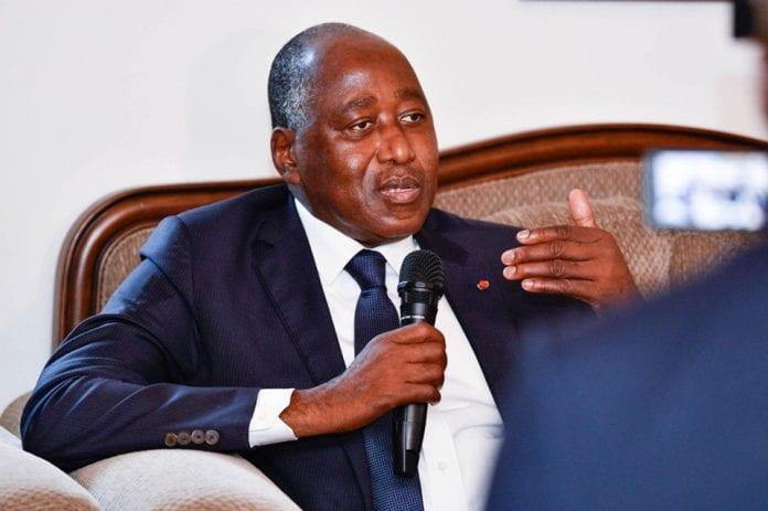 Gon sur la tentative de coup d'état de Soro: « La Côte d'Ivoire est tenue et elle continuera d'être bien tenue »
