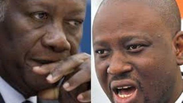 Guillaume Kigbafori Soro menace directement Alassane Ouattara
