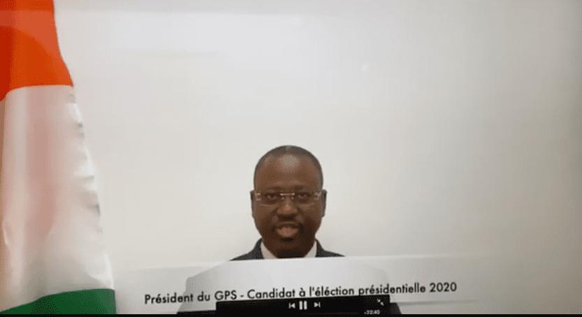 Guillaume Soro défie Ouattara à travers un discours à la Nation de près de 30 minutes