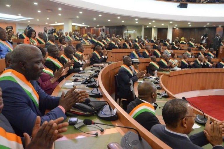 Guillaume Soro menacé par la justice, l'Assemblée nationale se réunit