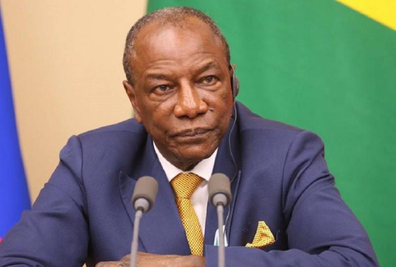 Guinée: Alpha Condé décidé à changer la constitution