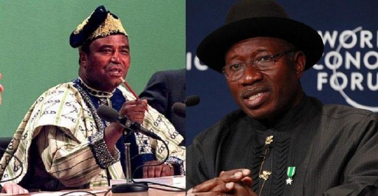 Guinée: Soglo et Jonathan ont-ils présenté des excuses au président Alpha Condé ?