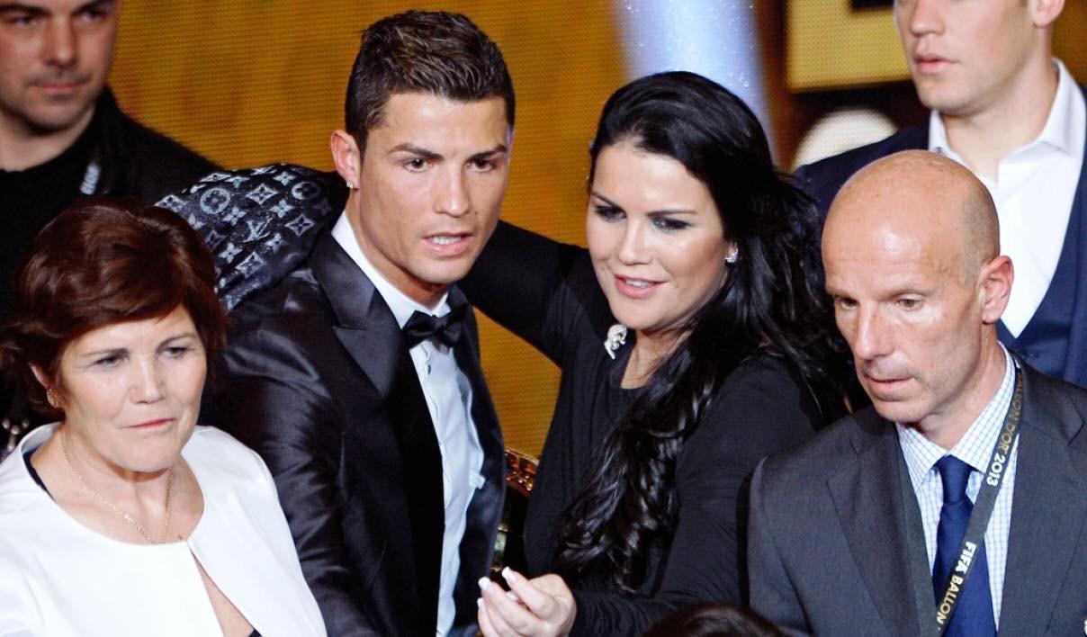 La sœur de C Ronaldo tacle salement Virgil Van Dijk
