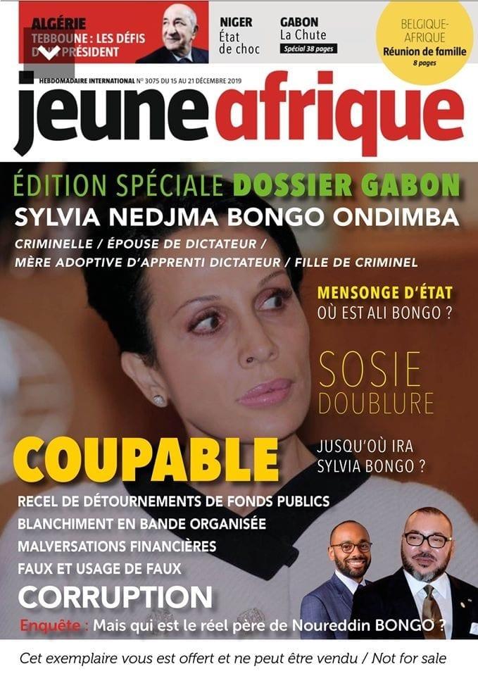 Voici comment le journal Jeune Afrique «tente» de déstabiliser le Gabon