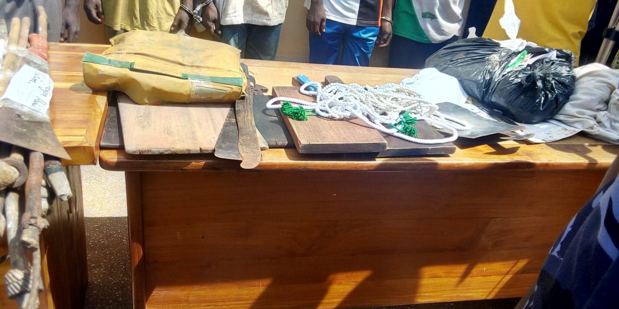 Togo : Les présumés auteurs de la récente tentative d'insurrection sont interpellés