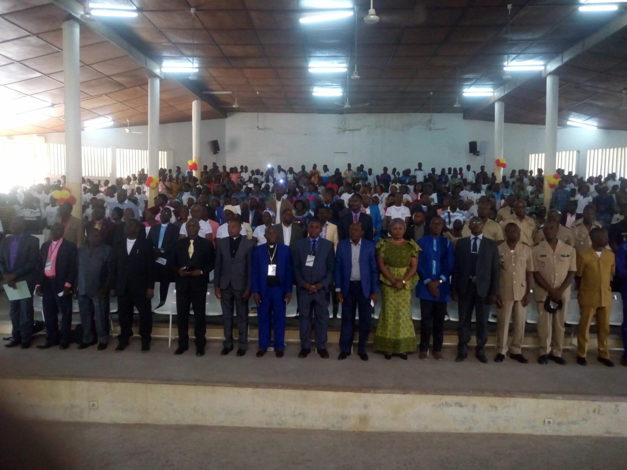 Togo : Les autorités de l'Ogou ont témoigné leur reconnaissance à Dieu