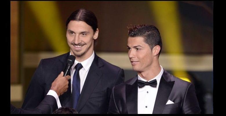 """Ibrahimovic tacle Cristiano Ronaldo: """"Le vrai Ronaldo, c'est le Brésilien"""""""