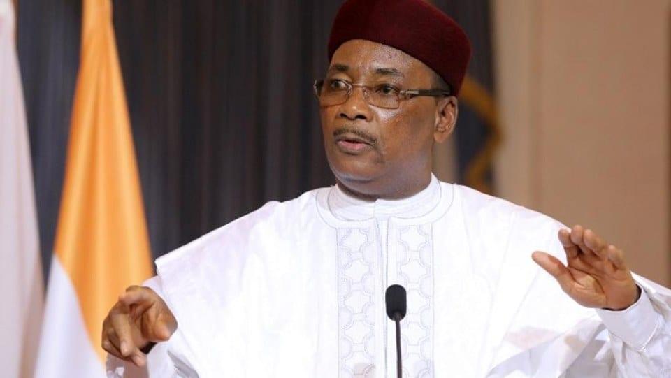 «Nous avons besoin de plus d'alliés dans ce combat de terrorisme»,  disait Mahamadou Issoufou