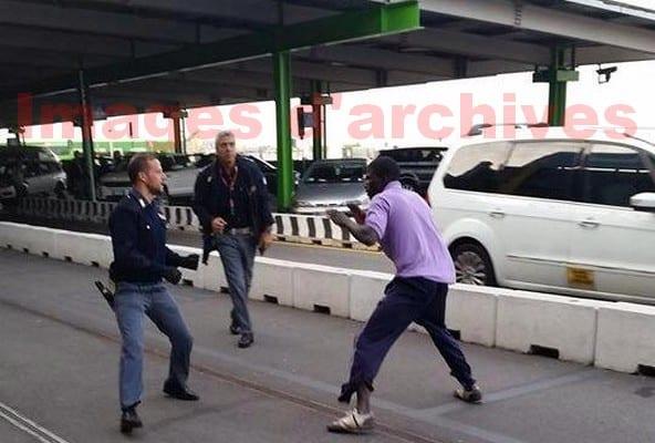 Italie : L'ambulant sénégalais frappe des policiers et va en prison