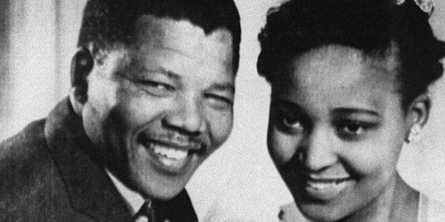 """""""Je garde espoir"""": Lettre de Nelson Mandela, en prison, à sa femme Winnie"""