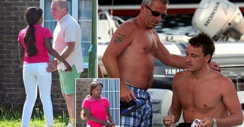 John Terry: son père arrêté après une bagarre nocturne avec sa copine