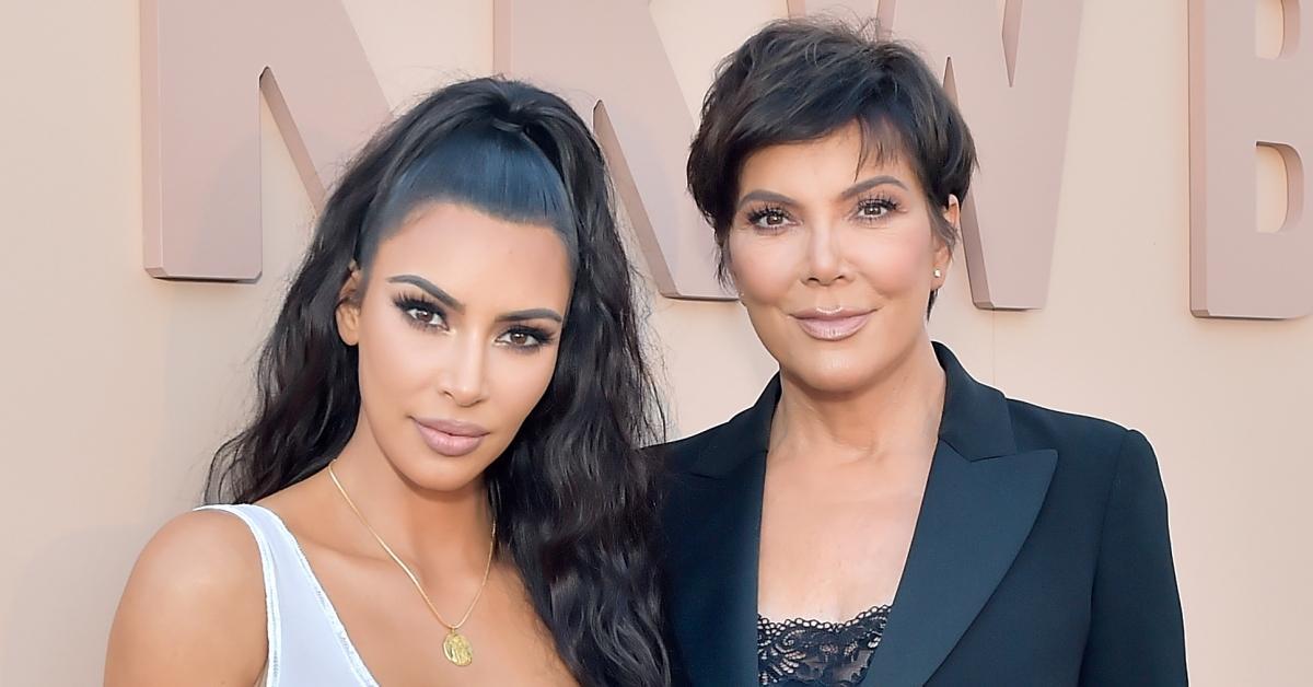 Un bouquin dévoile comment Kim Kardashian a été poussé par sa mère à vendre sa se*tape